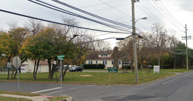 The former Olde Riverside School & Camp at 561 Herbertsville Road, Brick, N.J. (Credit: Google Maps)