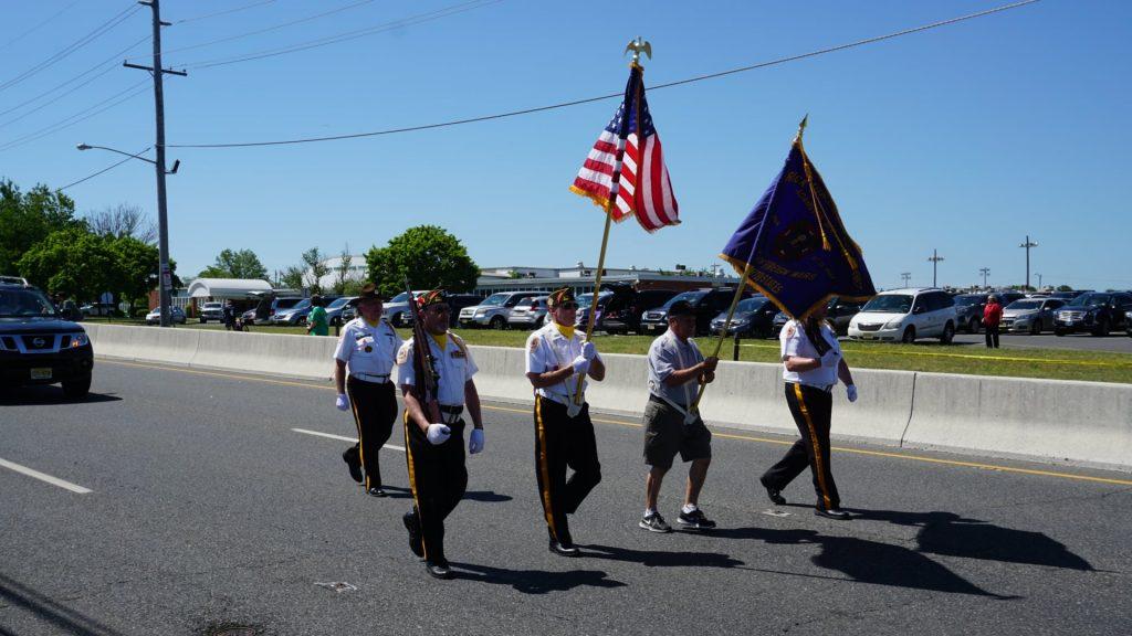 Brick Township Memorial Day Parade. (Photo: Brick Township)
