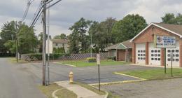 The former Brick Volunteer EMS building on Aurora Place. (Credit: Google Maps)