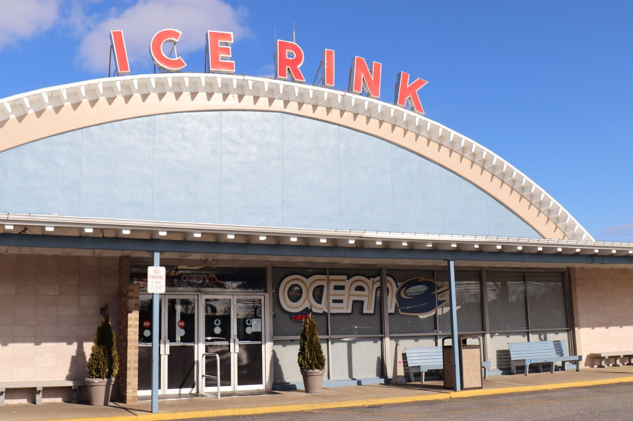 Ocean Ice Palace. (Photo: Ocean Ice Palace/ Facebook)