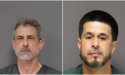 Michael Havekost and Nelson Rodriguez (Photos: Ocean County Jail)