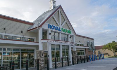 The Royal Farms store in Brick, N.J., prior to opening, Sept. 2021. (Photo: Daniel Nee)